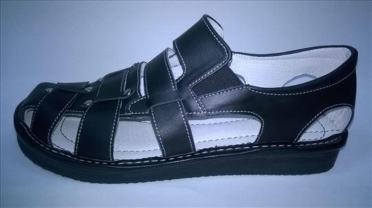 Muske kozne sandale 40-45 POSTARINA GRATIS