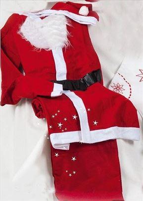 Odelo Deda Mraza novo-kombinezon odelo Deda Mraz