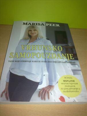 Vrhunsko samopouzdanje Marisa Peer