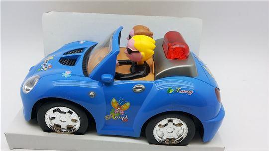 Auto na Baterije Angel novo-Auto na Baterije