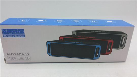 MegaBass BlueT zvučnik FM/MP3 plejer akcija-BlueT