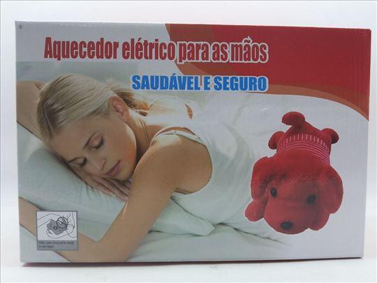 Električno jastuče za grejanje - Smiley jastuk