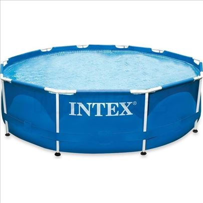 28200 Intex bazen 3,05m x 76cm bez filter pumpe