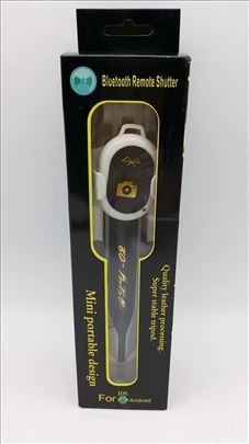 Selfi štap/tripod sa bluetooth kontrolom, novo
