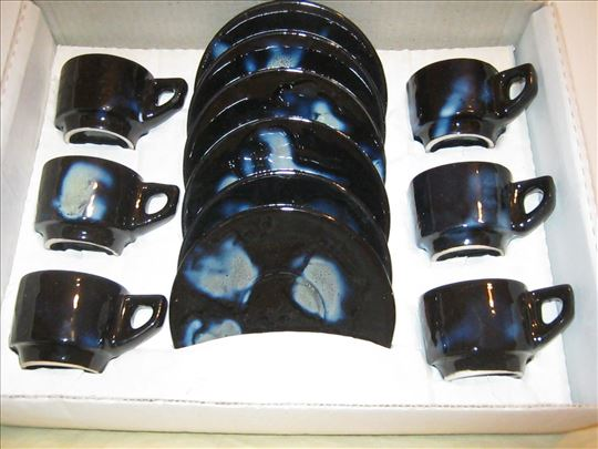 Set šoljica za kafu neobičnog dizajna