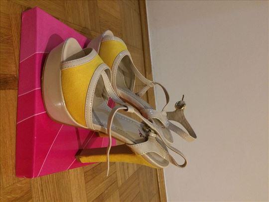 Italijanske sandale vel.37