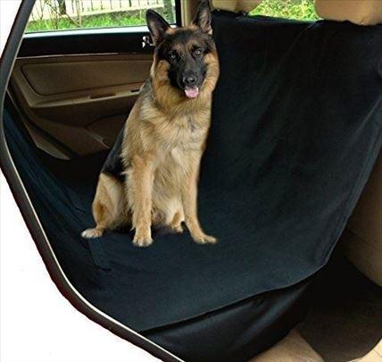 Prekrivač/prostirka auto sedišta za kućne ljubimce