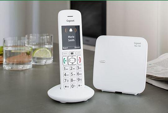 Telefon Gigaset E370 Siemens, novi model