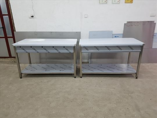 2 radna stola 1500-600-850