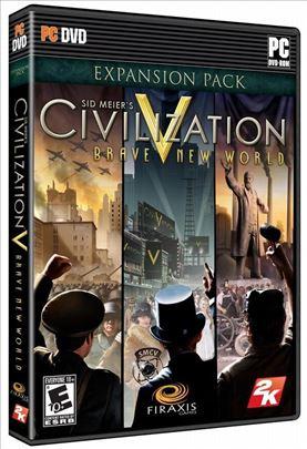 Civilization 5 (2012) Igra za Računar