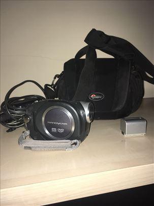 Sony DVD+RW/-RW/-R kamera