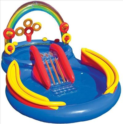 57453 Intex bazen igraonica 2.97m x 1.93m x 1.35m