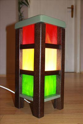 Drvene lampe