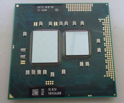 Intel Core i5 460M Processor za Laptop
