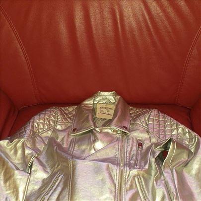 NOVA  Srebrnu jakna vrhunski kvalitet će 36 Bro