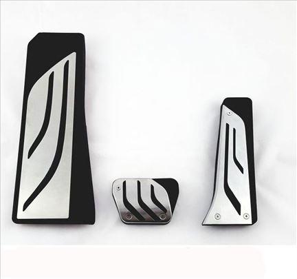 Sportske pedale Bmw M F10, F11, F01, X3, X4 Autom.
