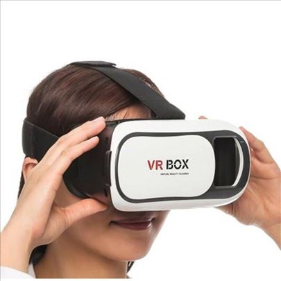 VR Naocare Virtualne Naocare 3D VR BOX Plus
