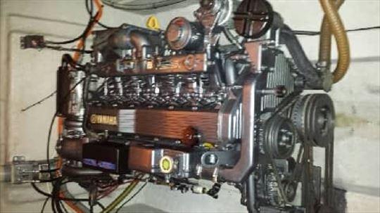 YAMAHA dizel motor, tip YAMAHA ME422, 195kW, 265KS