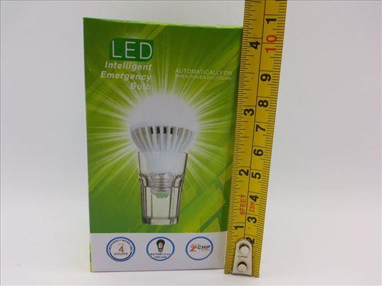LED sijalica koja radi bez struje