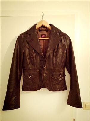 MNG kozna jakna u dobrom stanju XS ; mali S