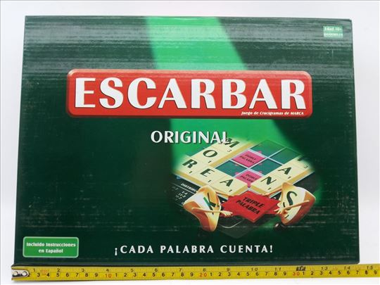 Escarbar - Igra Slova