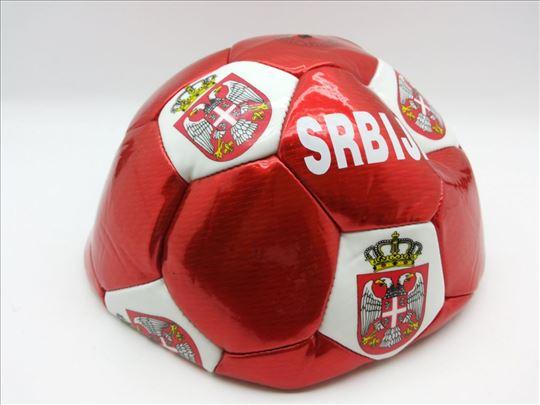 Fudbalska lopta-Srbija