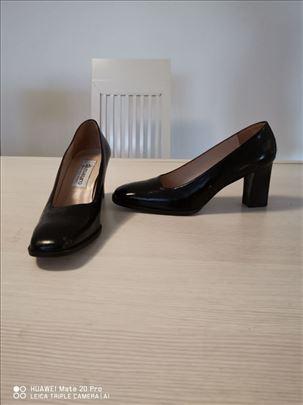 Italijanske cipele, sve koža. Novo!