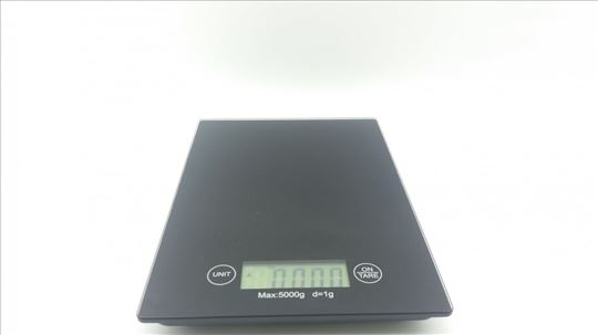 Kuhinjska vaga max 5kg