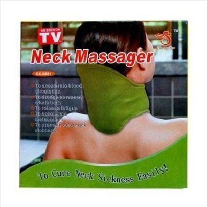 Vibro masažer za vrat, nov