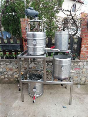 Kućno kuvanje piva, mini kućna pivara, craft beer