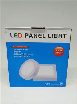 LED panel 25W, lampa krug