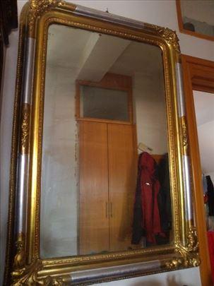Ogledalo 130x85cm.19v. antikvitet