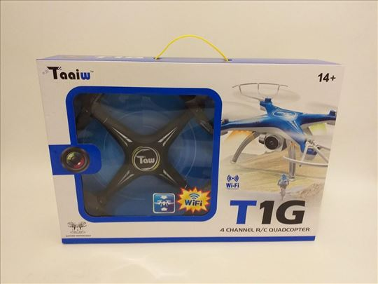 Dron model sa kamerom T1G