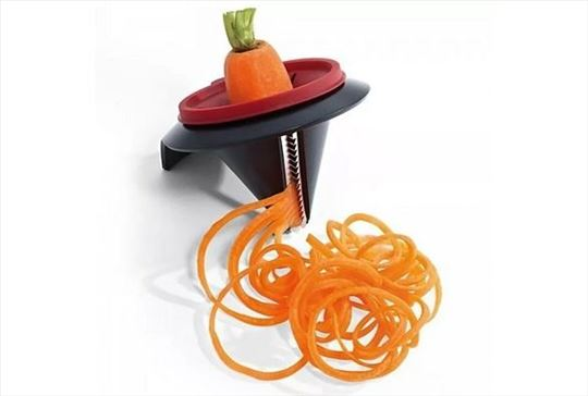 Spiralni secko za pravljenje rezanca od povrća