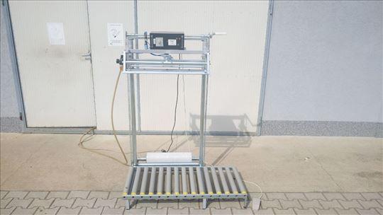 Vertikalna impulsna pneumatska varilica za PVC