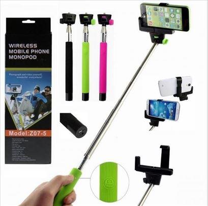 Monopod štap za selfi sa bluetoothom
