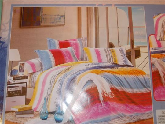 Posteljina za bračni krevet-model 15