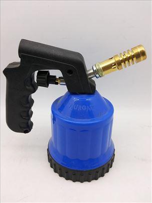 Ručni brener sa zamenjivom bocom, novo - plinski