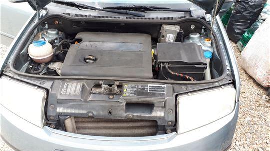Škoda fabia 1.4 benzin 2004 god delovi