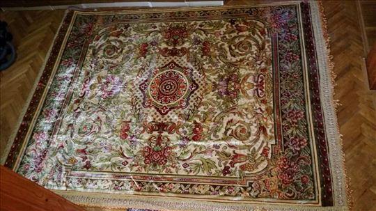Etno Plisani prekrivac za krevet 270x200cm