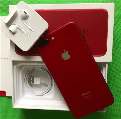 Novo selado Apple iPhone 8 Plus (Produto) RED - 25