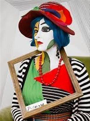 Animacija face painting oslikavanje lica