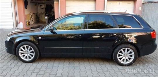 Audi A4 TDI 2.0 SPORT LINE