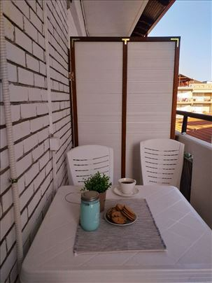 Grčka, Paralia, apartman