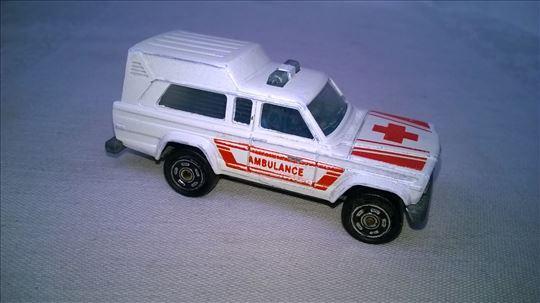 Majorette Amulance 1:64,France,ocuvan