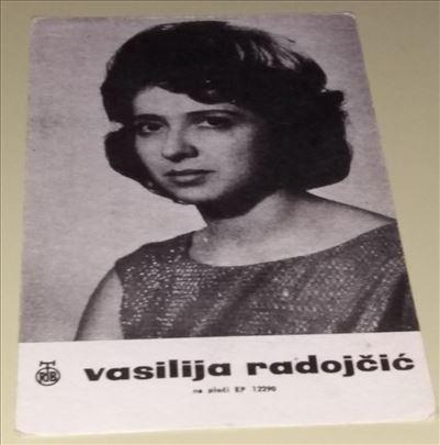 Vasilija Radojčić Promotivna Fotografija PGP RTB