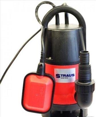 Muljna pumpa za prljavu vodu