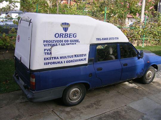 Dacia dabl ked