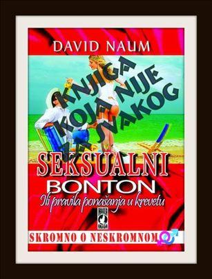 David Naum, Seksualni bonton
