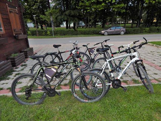 Iznajmljivanje bicikala Banja Vrdnik, Fruška gora